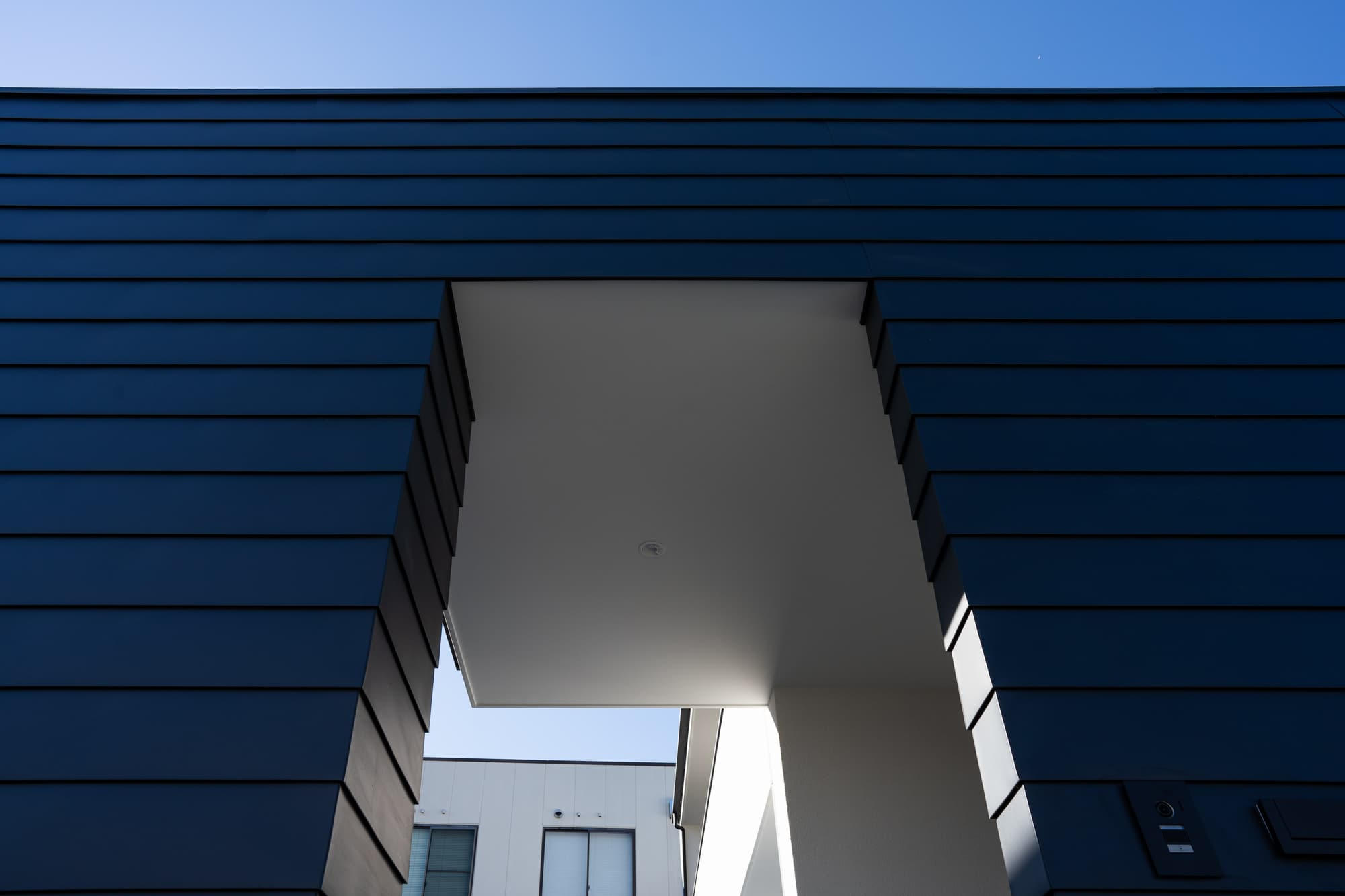 新築現場 (南アルプス市M様邸)ビルテック株式会社